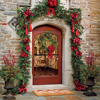 Estate Decorated Door Kits