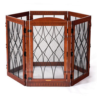 Berrington Six-panel Pet Gate