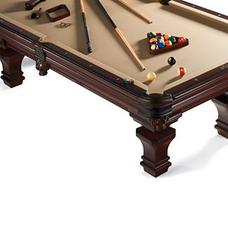 Heirloom-quality Billiards Table