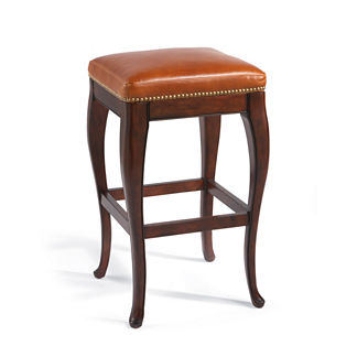 Faulkner Backless Bar-height Bar Stool