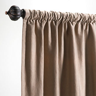 Valencia Silk Drapery Panel