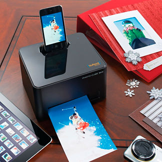 iPhone Photo Printer with Wi-Fi and FREE Case