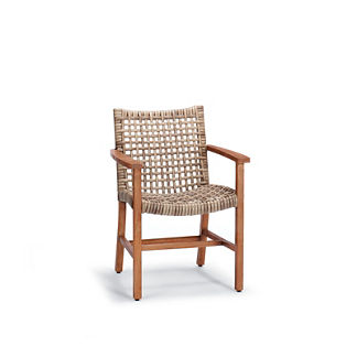 Isola Dining Arm Chair