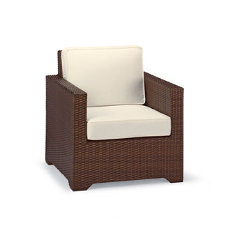 Palermo Balcony Lounge Chair with Cushions