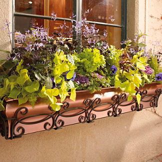 Casella Window Planter