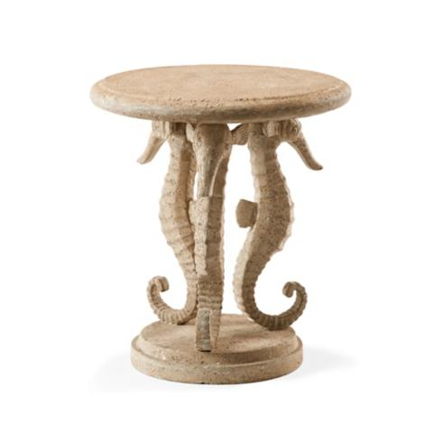 Beau Seahorse Side Table
