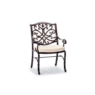 Orleans Dining Arm Chair/Bar Stool Cushion