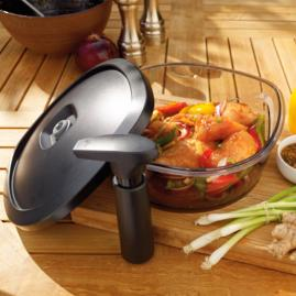 Five-piece Instant Marinater Set