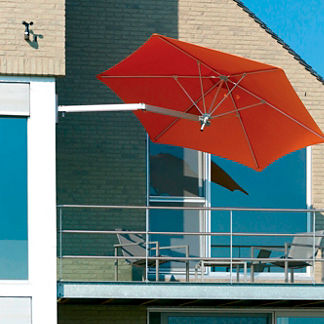 Paraflex Wallflex Wall Mount Umbrella