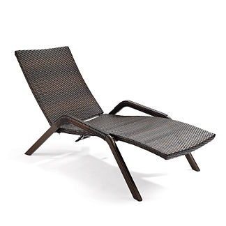 Set of Two Lugano Chaise Lounges