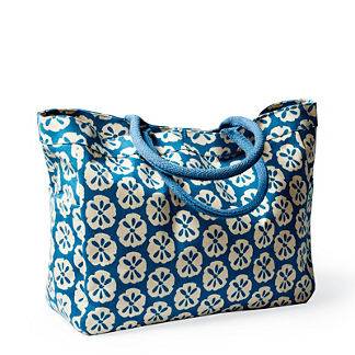 Monogrammed Women's Carryall Tote