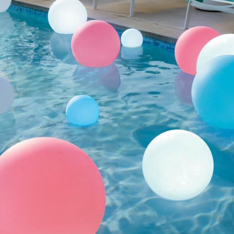 Led Glow Balls Frontgate