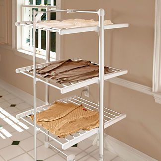 Three-tier Electric Drying Rack