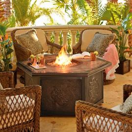 Arezzo Custom Fire Table