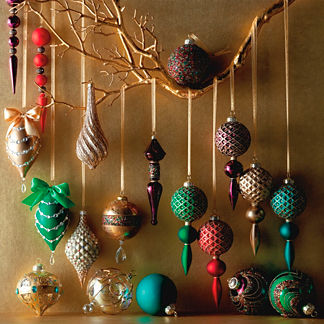 72-pc. All Dressed Up Ornament Collection