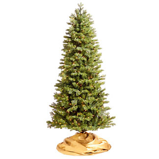 Mixed Pine Slim Christmas Tree
