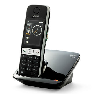 Gigaset Touch Screen Phone with Additional Handset
