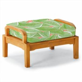 Cassara Ottoman with Cushion