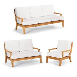 Melbourne 3-pc. Sofa Set