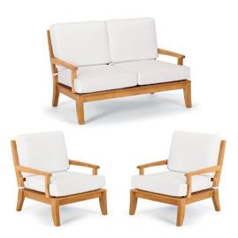 Melbourne 3-pc. Loveseat Set