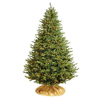 Canadian Balsam Spruce Christmas Tree with FlipTree Stand & Storage Bag