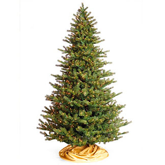 Northwoods Fir Christmas Tree with FlipTree Stand & Storage Bag