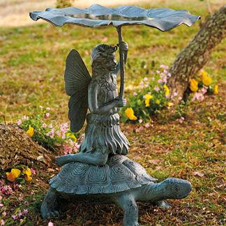 Fairytale Birdbath
