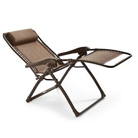 Original Mesh Zero-Gravity Recliner