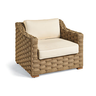 Captiva Lounge Chair with Cushions