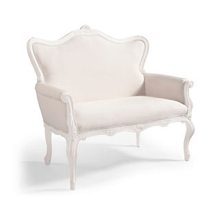 Portofino Settee with Cushion