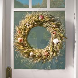 Ocean's Bounty Coastal Wreath