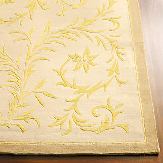 Golden Tapis Wool Area Rugs