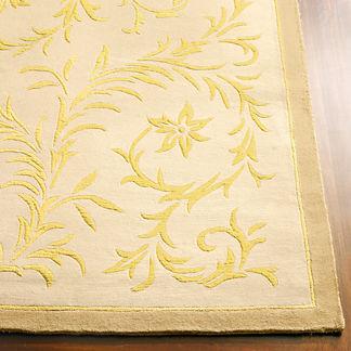 Golden Tapis Wool Area Rugs
