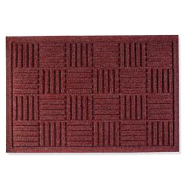 Water & Dirt Shield Parquet Door Mat