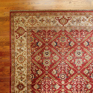 Samarkand Empress Wool Area Rugs
