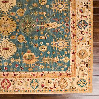 Anatolia Pastures Wool Area Rugs