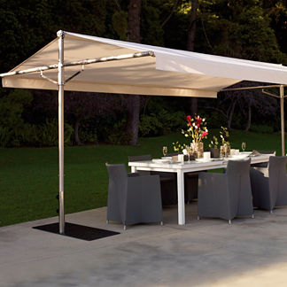 Outdoor Papillon Shade