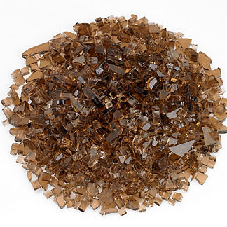 1/4-inch Fire Glass