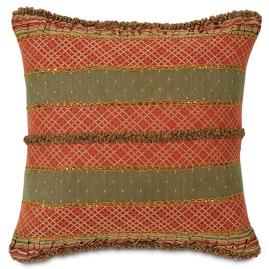 "Glenwood 16"" sq. Decorative Pillow"