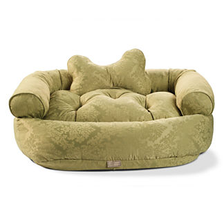 Designer Comfy Couch Pet Bed