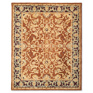 Ankara Hand-Tufted Area Rug