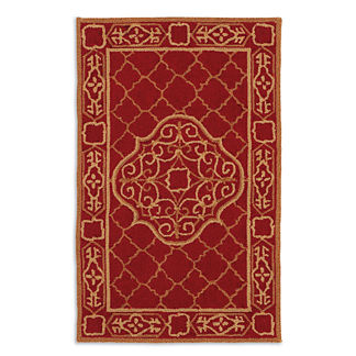 Alhambra Hand-hooked Area Rug