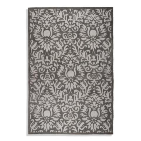 Brussels easy care rug frontgate for Easy rugs