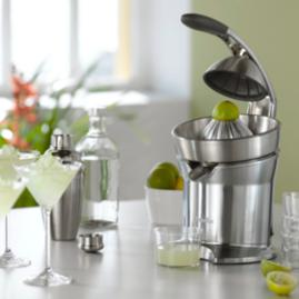 Breville® Die-Cast Citrus Press