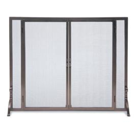 Full Height Fireplace Screen - Large