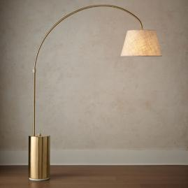 Izabel Arc Floor Lamp