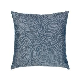Chari Indoor/Outoor Pillow by Elaine Smith