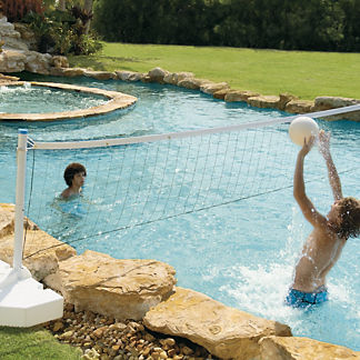 Water Volleyball Pool Game