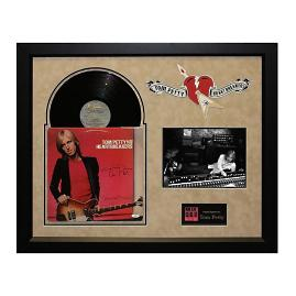 "Tom Petty Autographed ""Damn The Torpedoes"" Album"