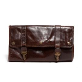 Austin Leather Hanging Dopp Kit by Moore and